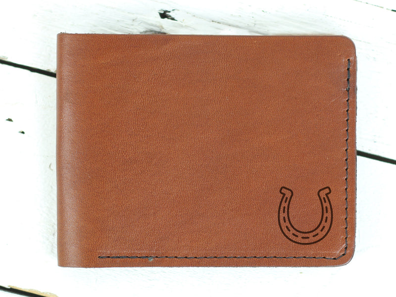 Horseshoe - Icon Wallet Wholesale