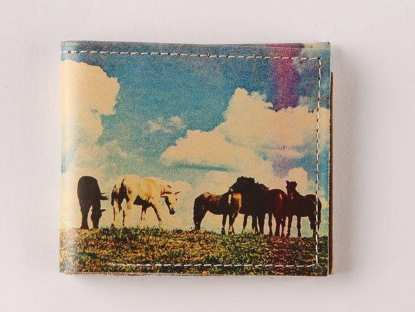 Horses - Minimal Bifold Color
