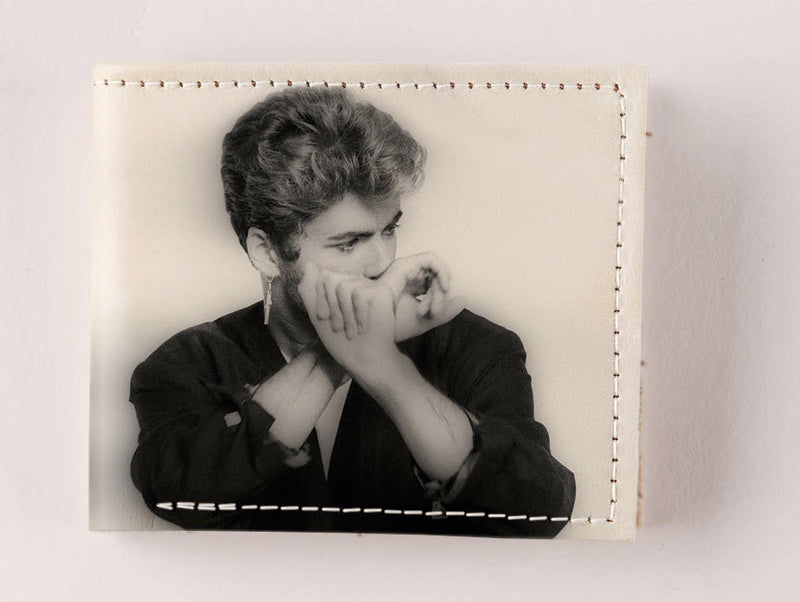 George Michael - Minimal Bifold Color