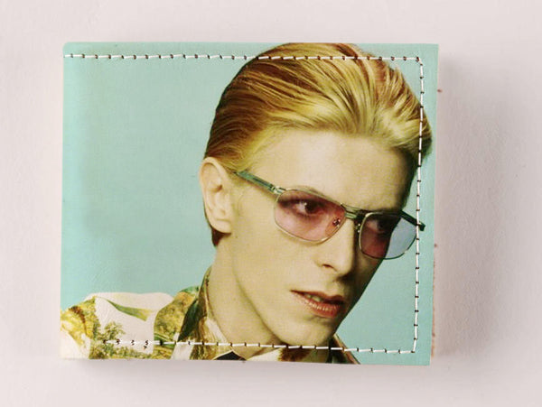 David Bowie - Minimal Bifold Color