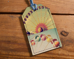Ferris Wheel - Luggage Tag Wholesale