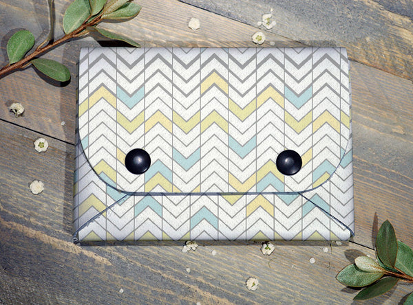 Zig Zag - Midi Travel Wallet