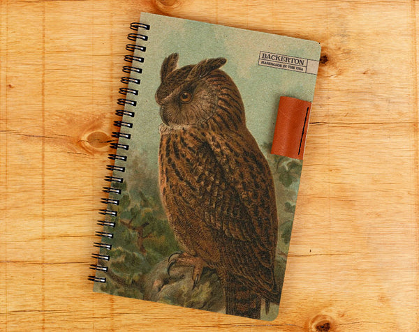 Owl - Notebook Wholesale