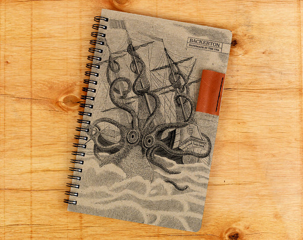 Octopus Attacks - Notebook Wholesale