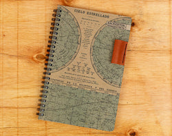 World Map - Notebook