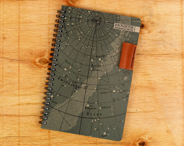 Star Map - Notebook