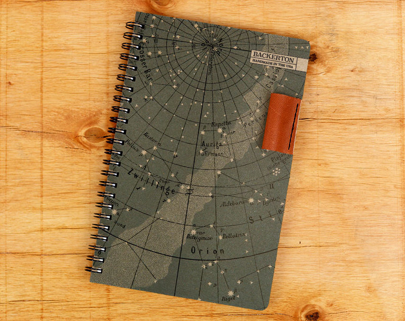 Star Map - Notebook Wholesale