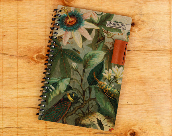 Bug Life - Notebook
