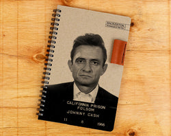Johnny Cash - Notebook Wholesale