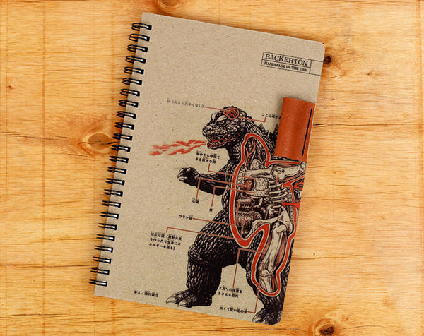 Godzilla - Notebook Wholesale