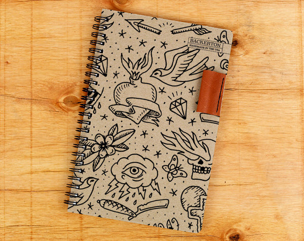 Tattoo - Notebook Wholesale