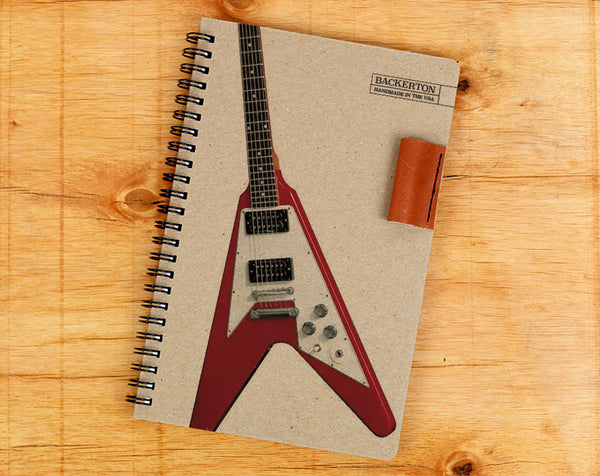 Flying V - Notebook