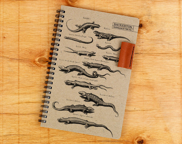 Lizards - Notebook