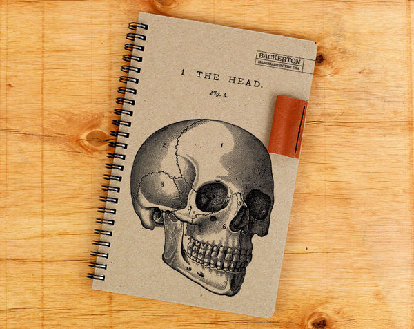 Skull - Notebook Wholesale