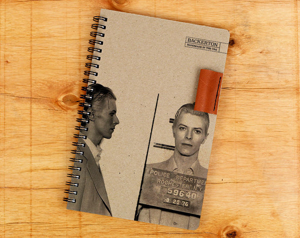 David Bowie - Notebook