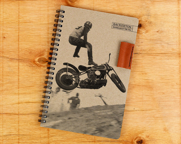 Motorcycle - Notebook