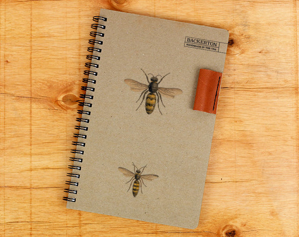 Bees - Notebook