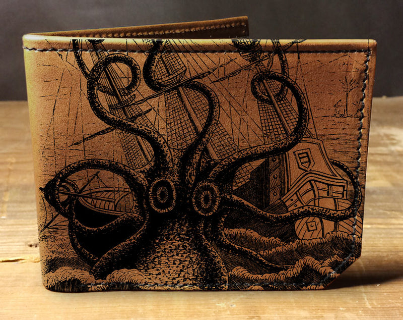 Octopus Attacks - Printmaker Wholesale