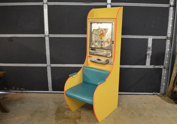 The Patchinko Chair