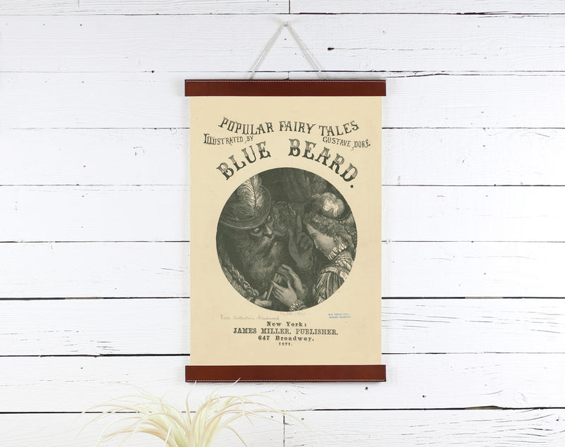 Blue Beard - Poster Frame Wholesale