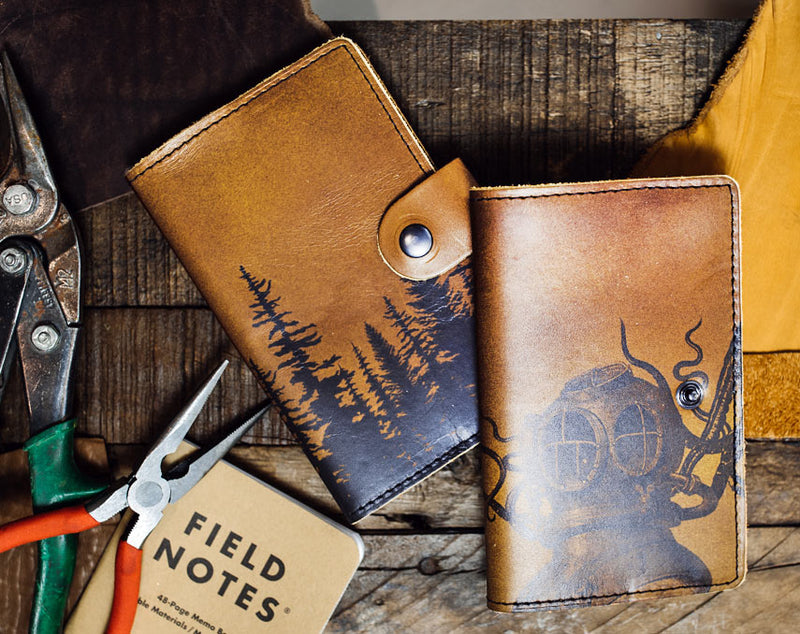 Tattoo - Leather Journal Cover Wholesale