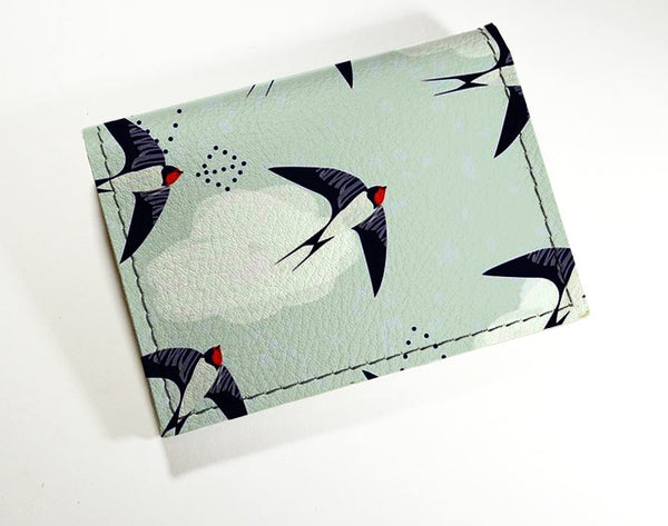 Birds - Vinyl Mini wallet Wholesale