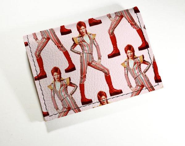 Bowie - Vinyl Mini wallet Wholesale