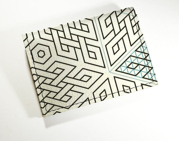 Geo Pattern - Vinyl Mini wallet Wholesale