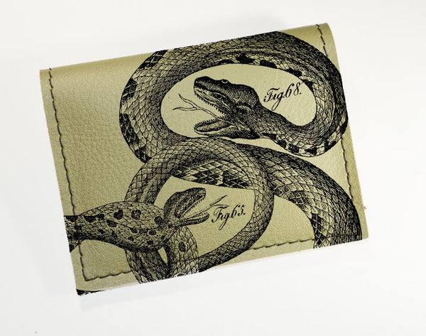Snakes - Vinyl Mini wallet Wholesale