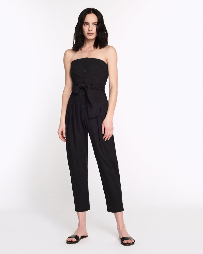Nikos Faille Jumpsuit
