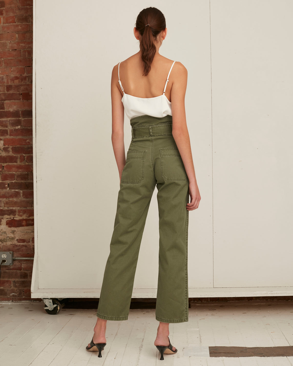 Thomas Canvas Pant