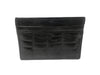 American Alligator Skin Card Case Black