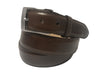 Calf Skin Solid Belt Brown