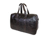 Everglades Luxury Travel Bag Brown