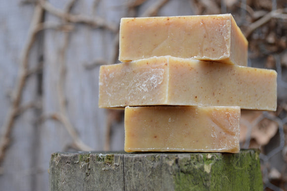 Brown Windsor Soap