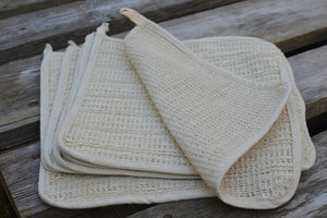 Exfoliating Sisal Washcloth