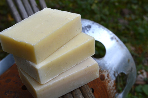 Orange Scrub Soap