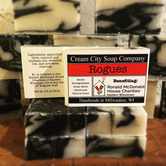 Rogues Soap