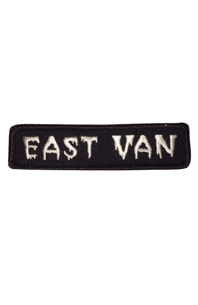 EAST VAN Drips Patch