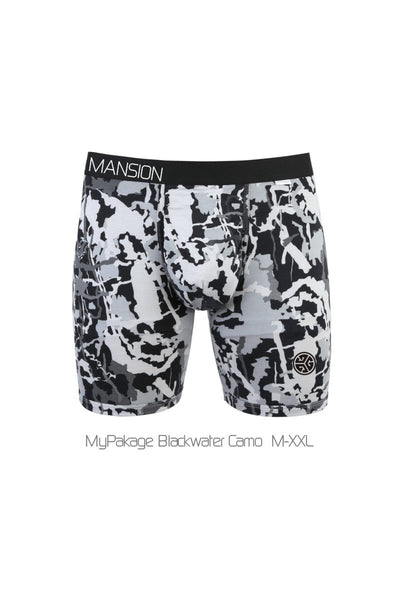 Mansion Series Mens Boxer Briefs | Camo