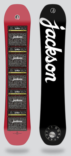 Jackson Limited Edition 'STACK' Snowboard