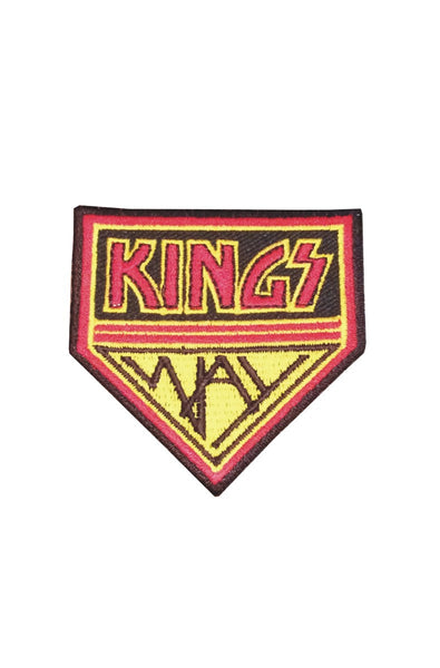 Kingsway 'KISS ARMY' Tribute Patch