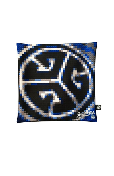 Grubwear LEGO APP Throw Pillow Case