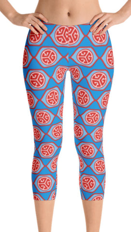 Grubwear TRI-G Signature Pattern Leggings