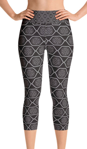 Grubwear TRI-G Signature Pattern YOGA Leggings