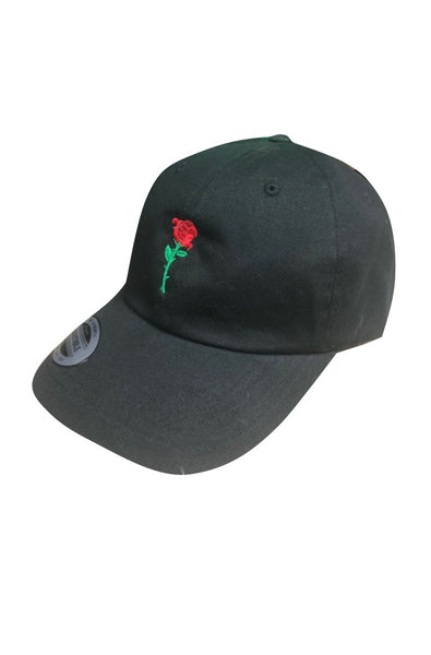 RED ROSE Dad Cap
