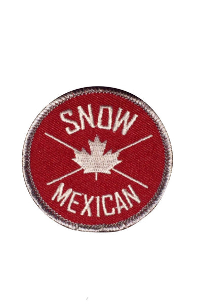 SNOW MEXICAN Patch