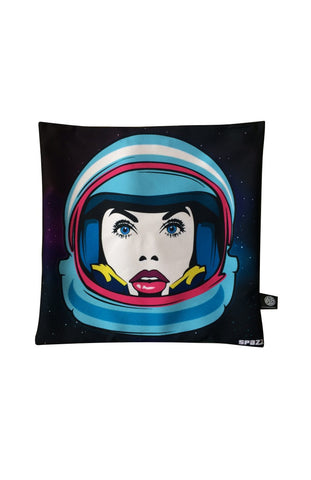 Grubwear - Spazz Co-Lab Throw Pillow Case
