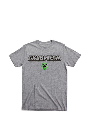 Minecraft Tribute T-shirt by Grubwear