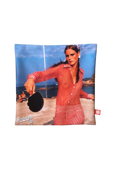 Grubwear PONG Throw Pillow Case